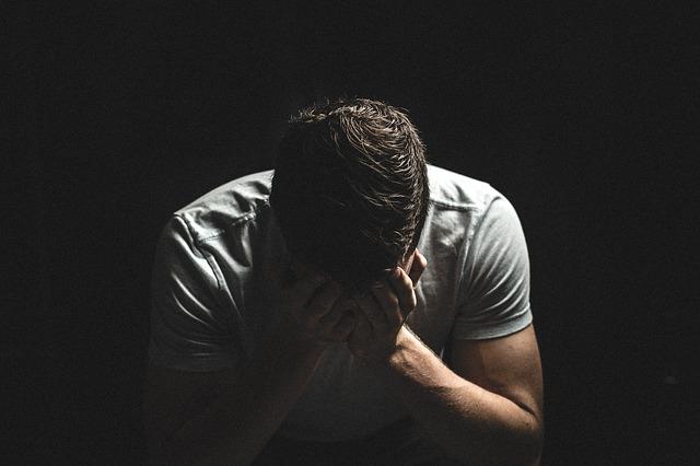 депрессия у мужчин после