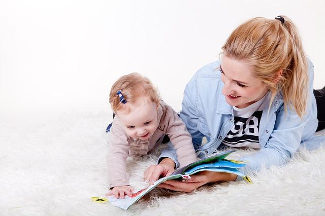 общение матери и ребенка